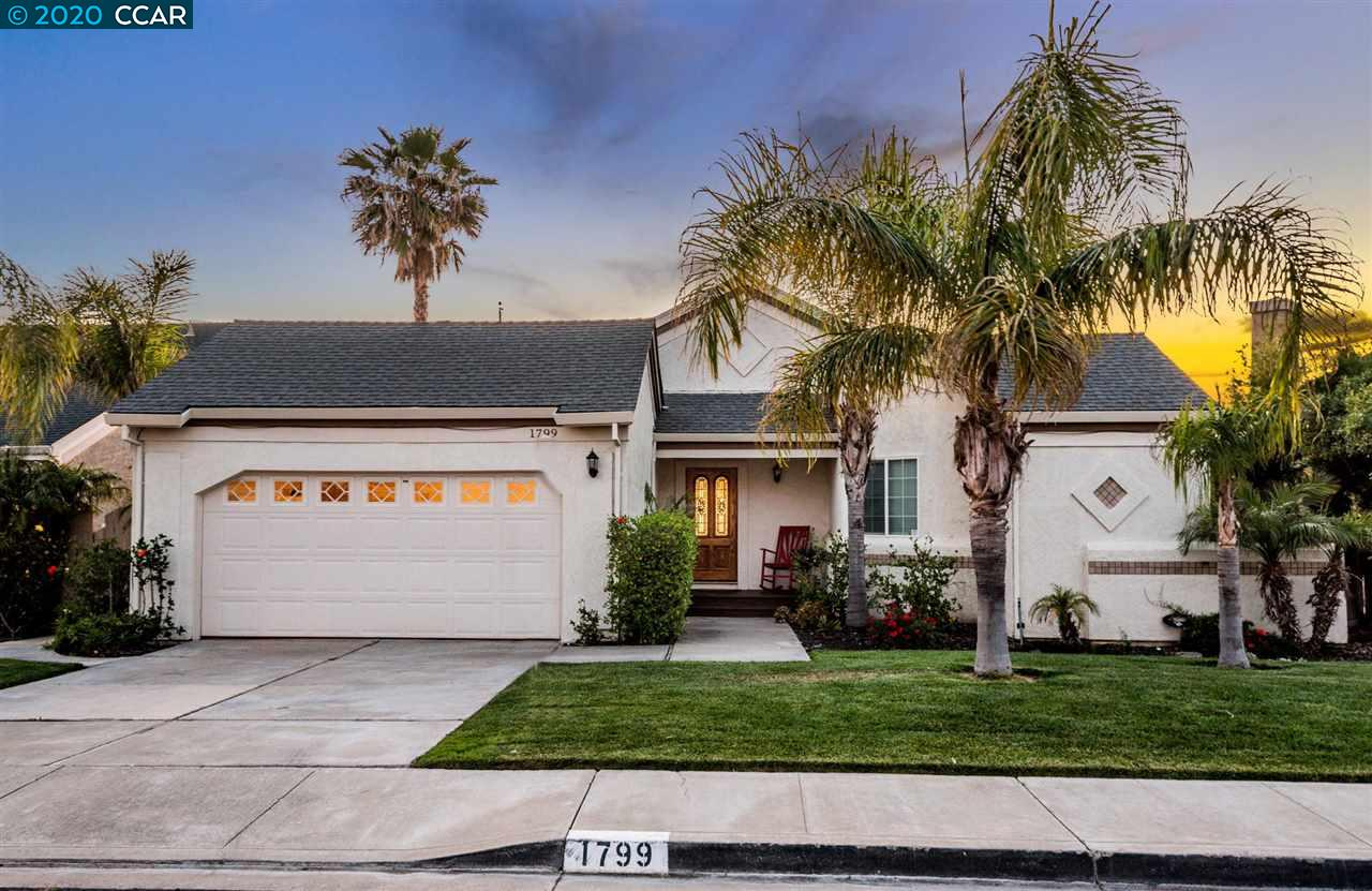 1799 Dune Point Way, DISCOVERY BAY, CA 94505