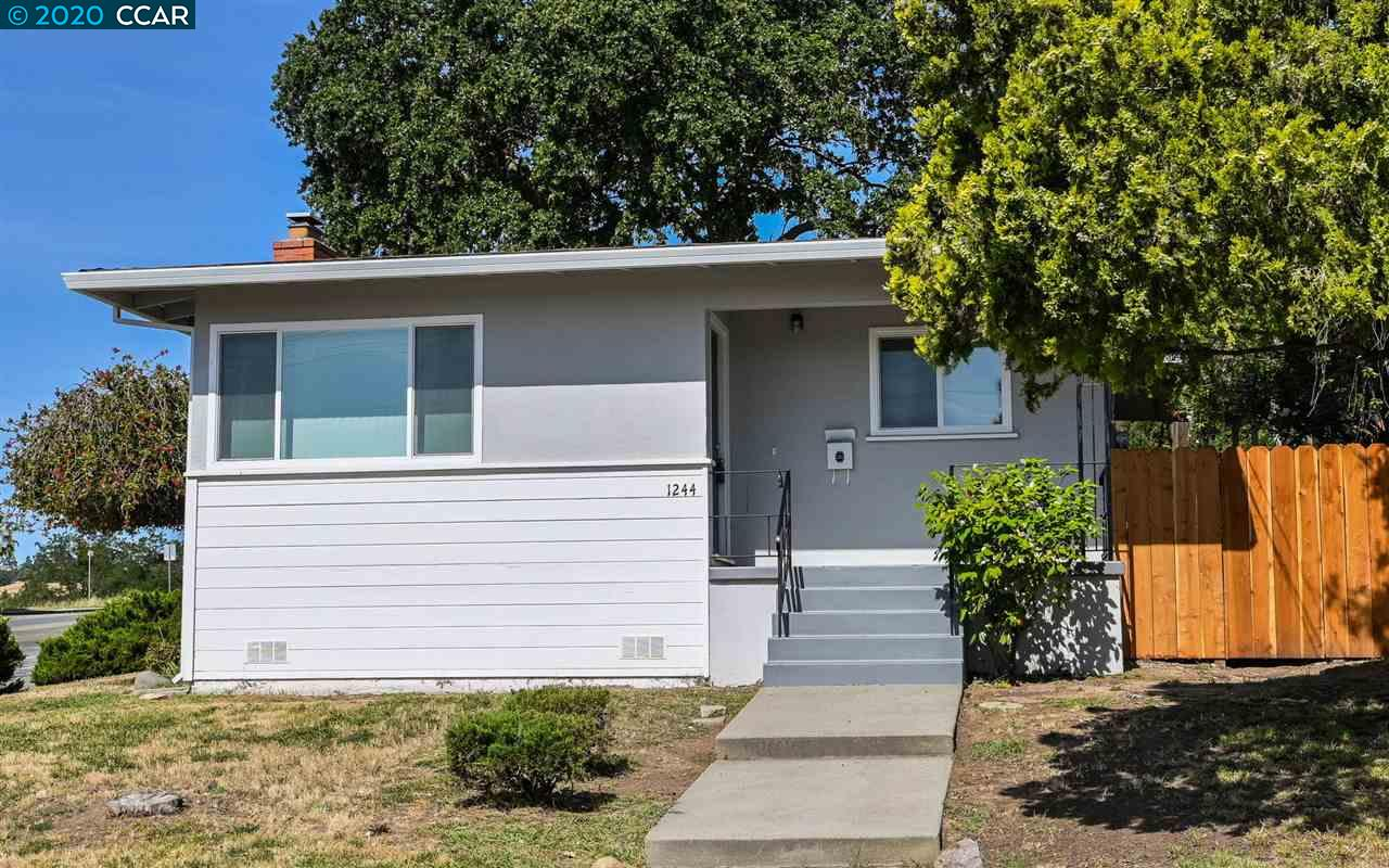 1244 Temple Dr Pacheco, CA 94553