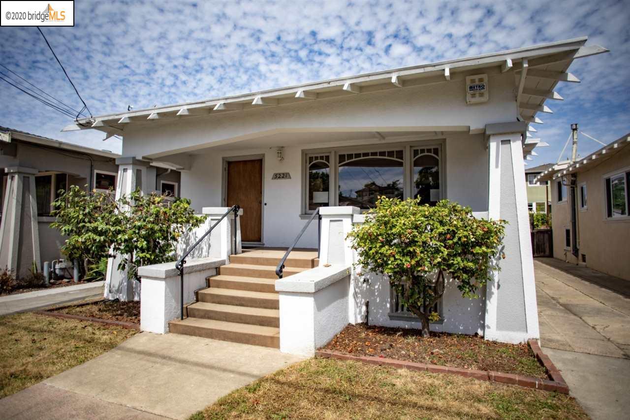 5221 James Ave Oakland, CA 94618