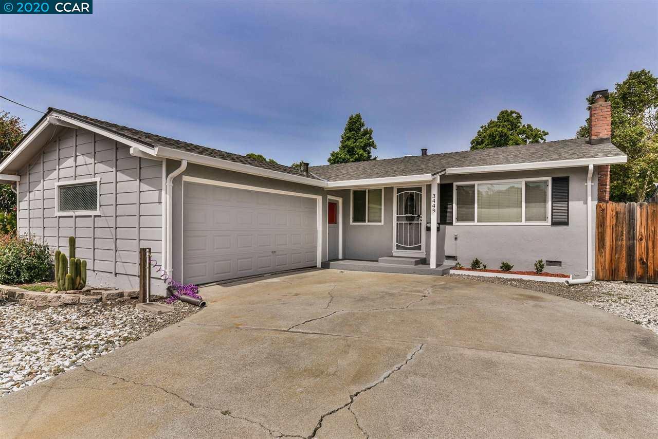 3449 Dormer Ave Concord, CA 94519