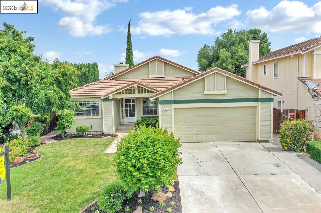 975 Darby Dr, BRENTWOOD, CA 94513