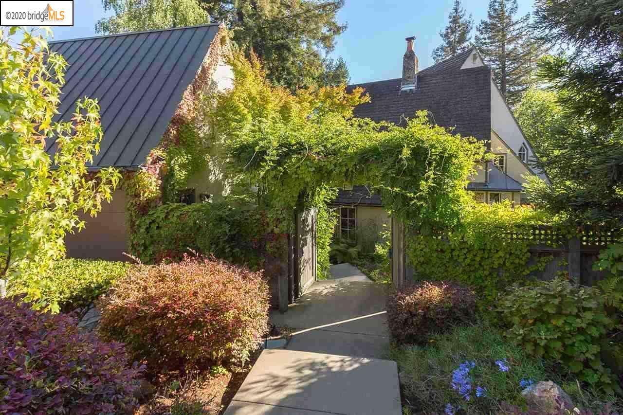 221 Sandringham Road Piedmont, CA 94611