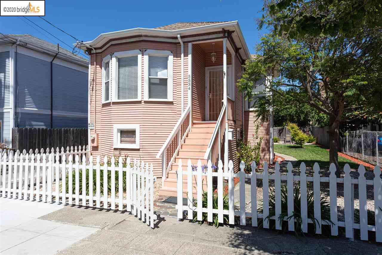 5534 Beaudry St Emeryville, CA 94608