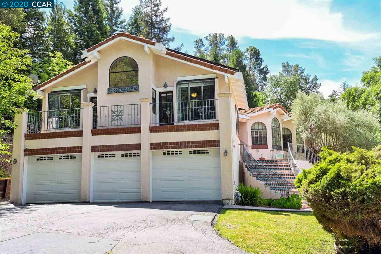 1006 Howard Hills Rd Lafayette, CA 94549