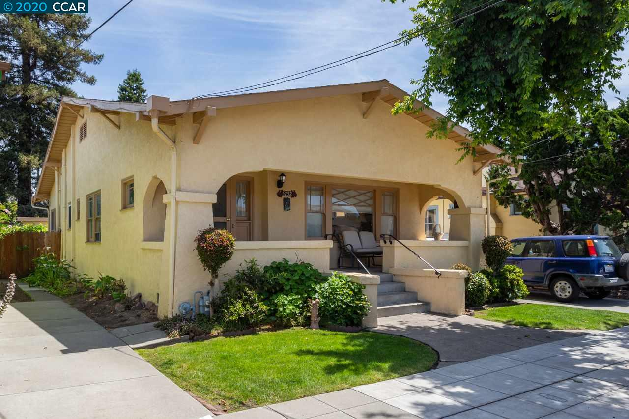 5232 James Ave Oakland, CA 94618