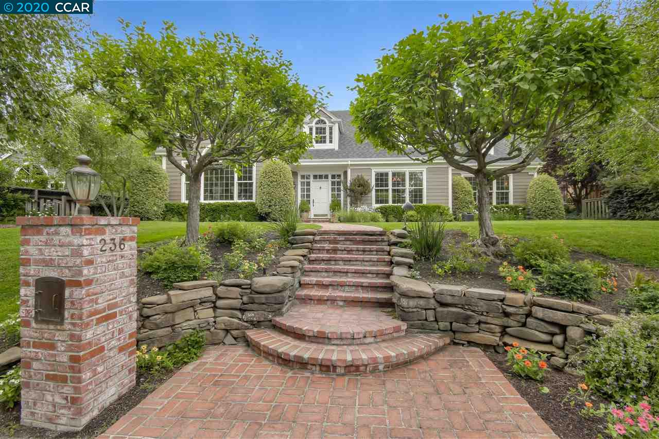 236 Sundown Terrace Orinda, CA 94563