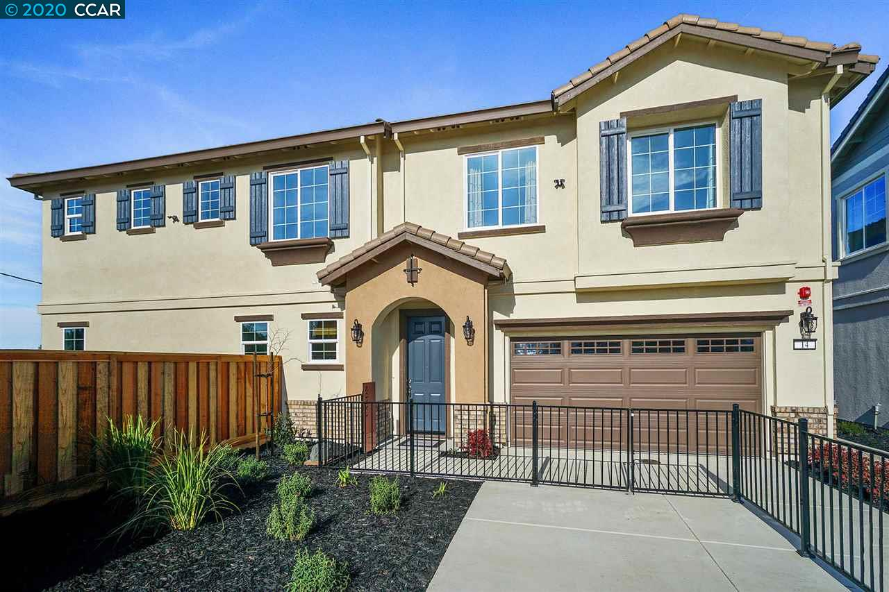 87 Liberty Court Pittsburg, CA 94565
