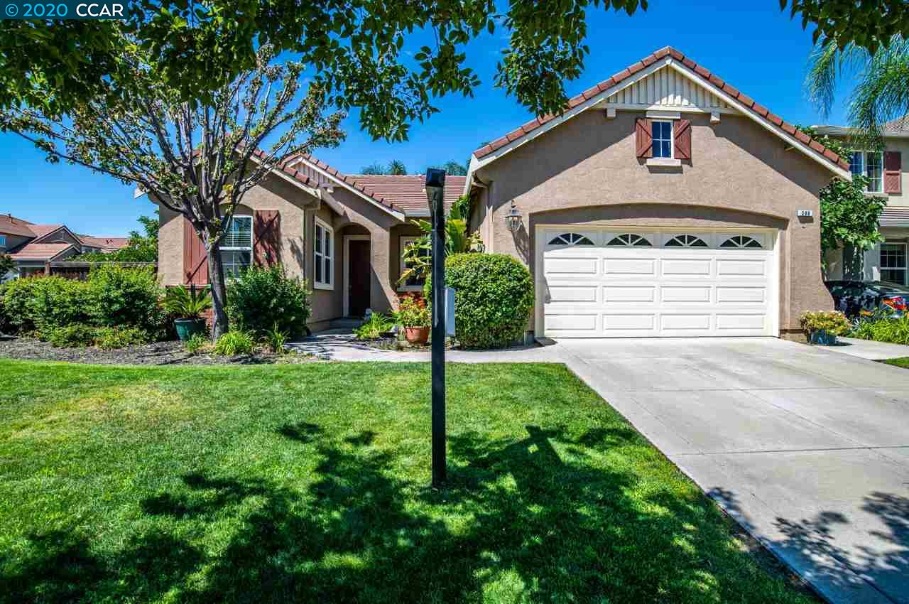 289 Mountain View Drive, BRENTWOOD, CA 94513