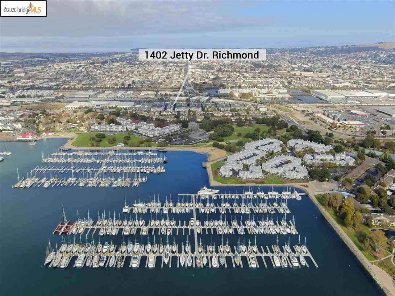 1402 Jetty Dr Richmond, CA 94804