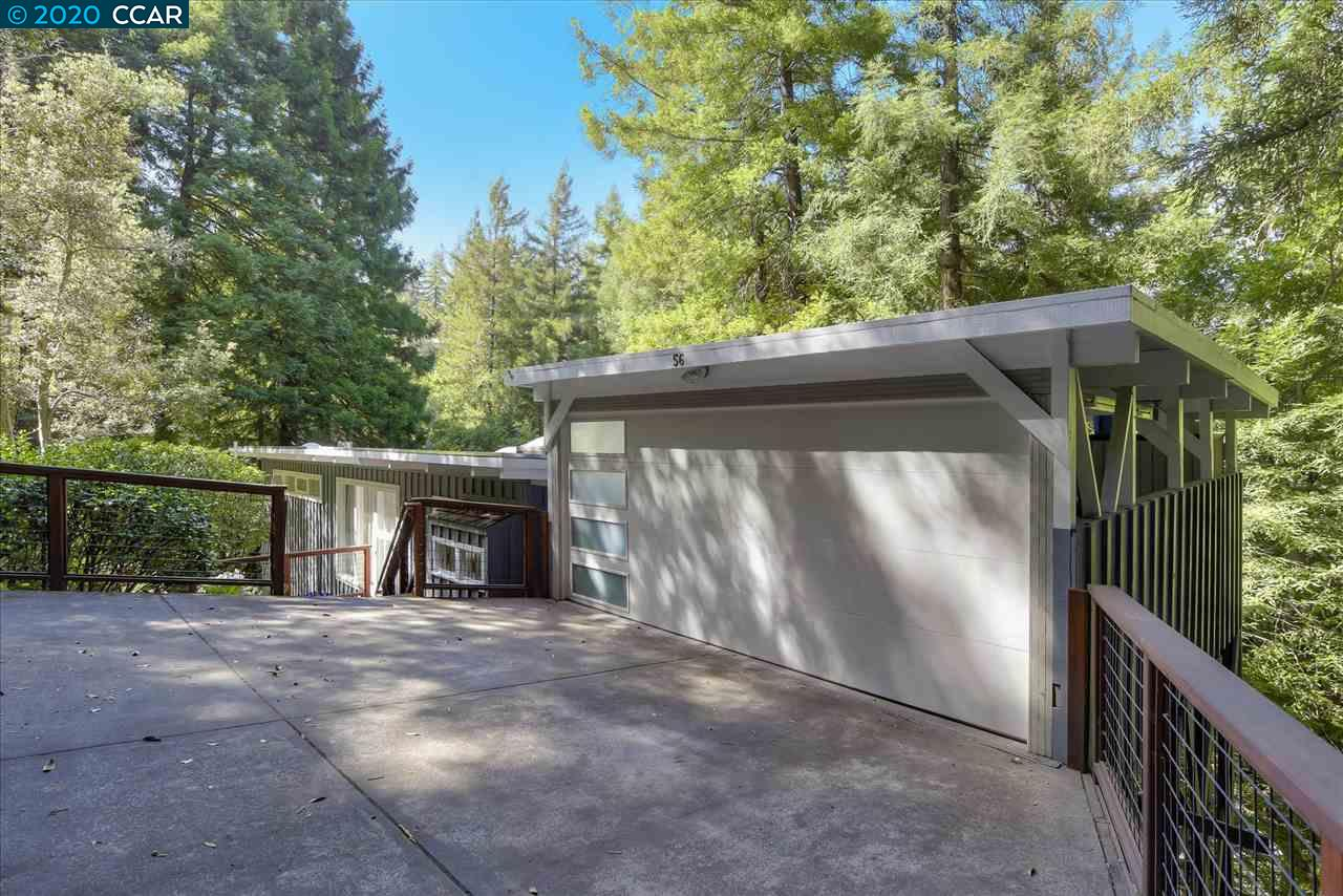 56 Monte Vista Ave Mill Valley, CA 94941