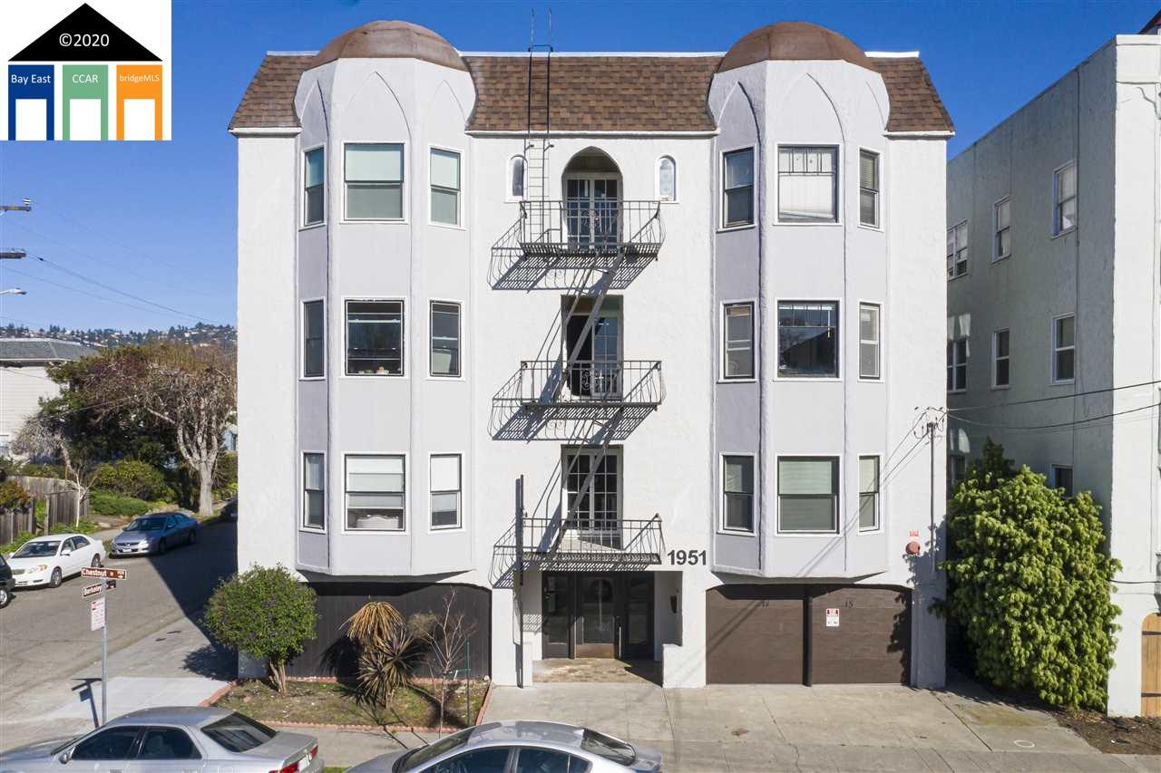 1951 Chestnut Street Berkeley, CA 94702