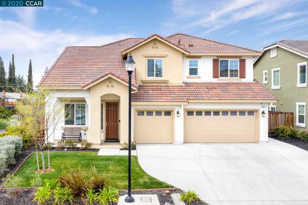 1607 Chestnut Grove Way Concord, CA 94519