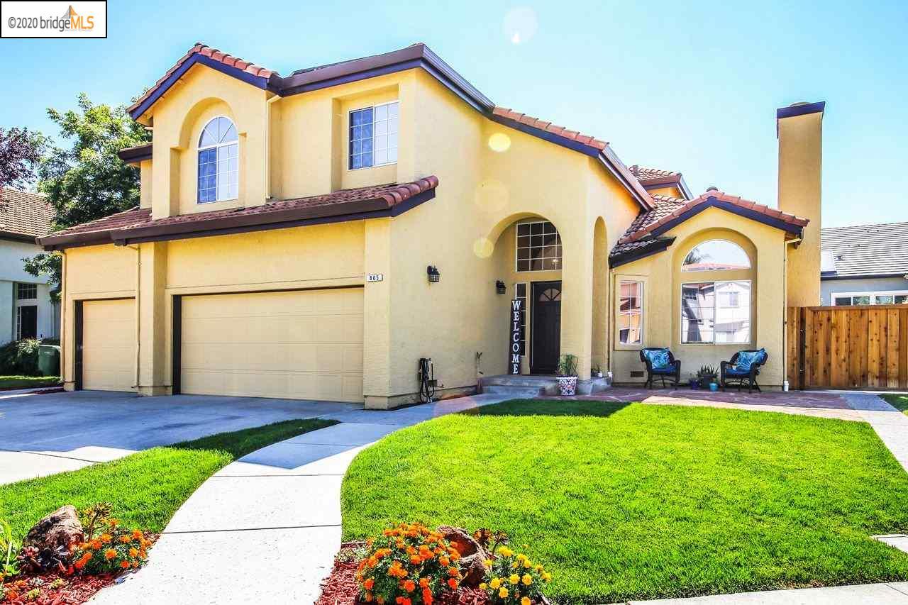 865 Nicholas Ct, BRENTWOOD, CA 94513