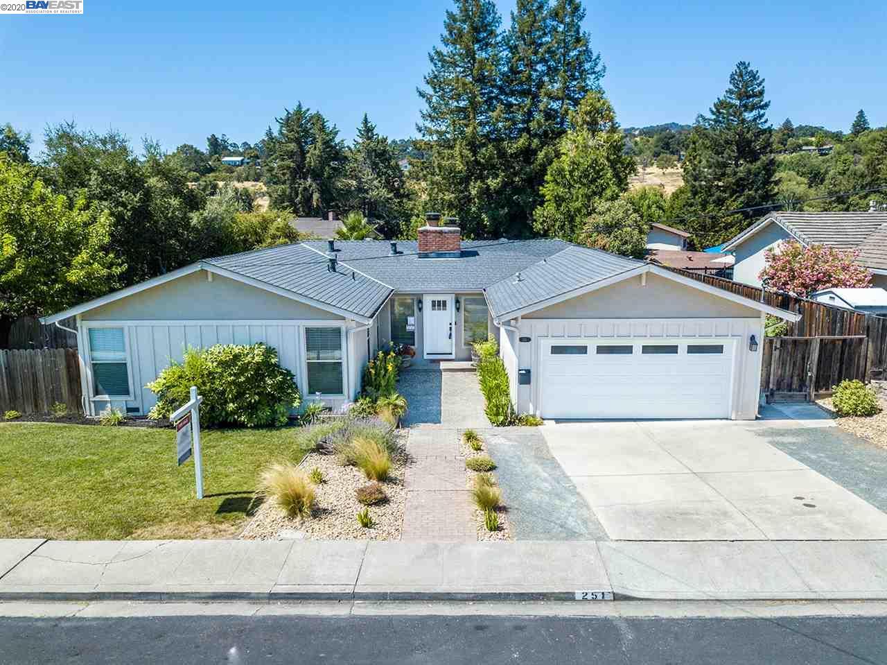 251 Donegal Way Martinez, CA 94553