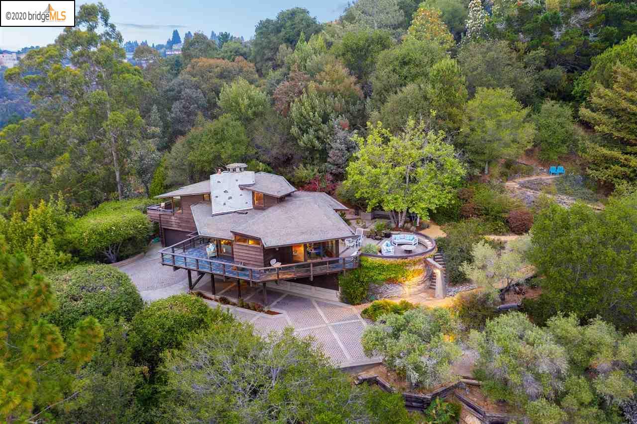 1725 Grand View Dr Berkeley, CA 94705