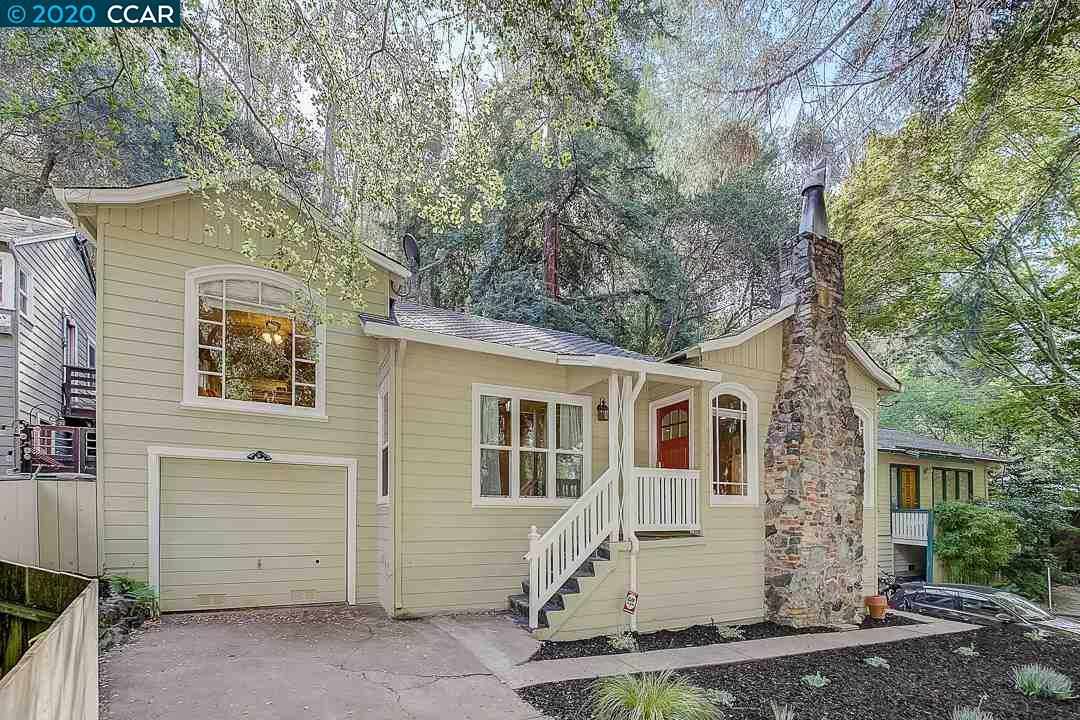 6416 Pinehaven Rd Oakland, CA 94611