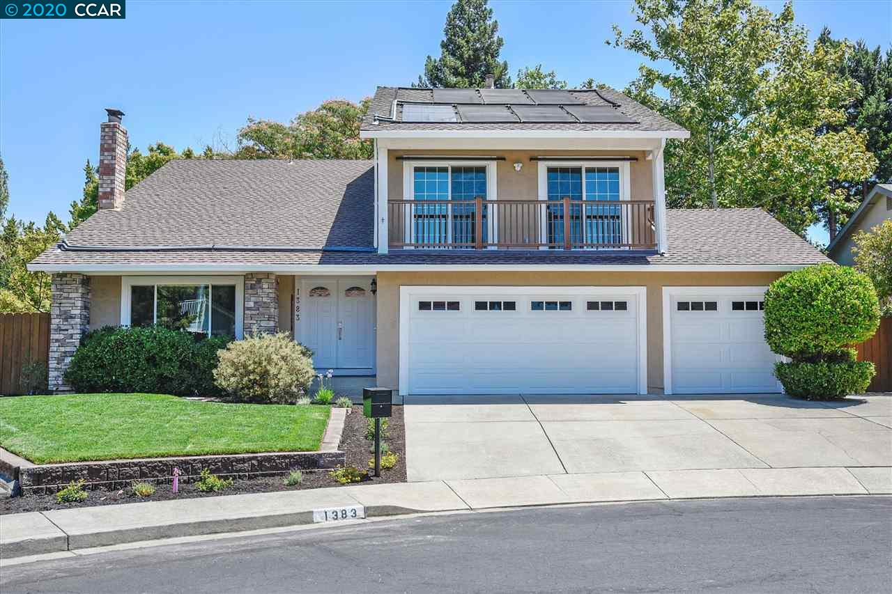 1383 Shade Oak Ln Concord, CA 94521