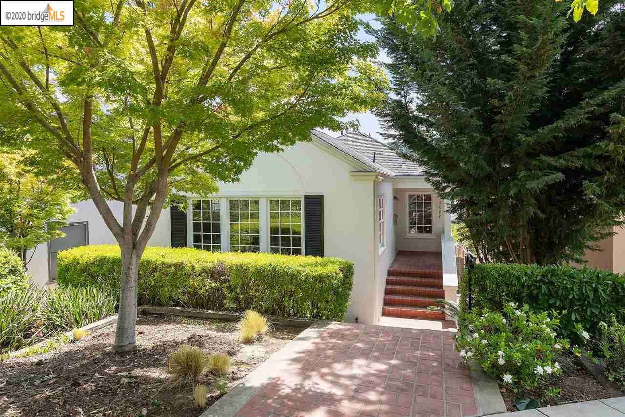 1080 Winsor Ave Piedmont, CA 94610