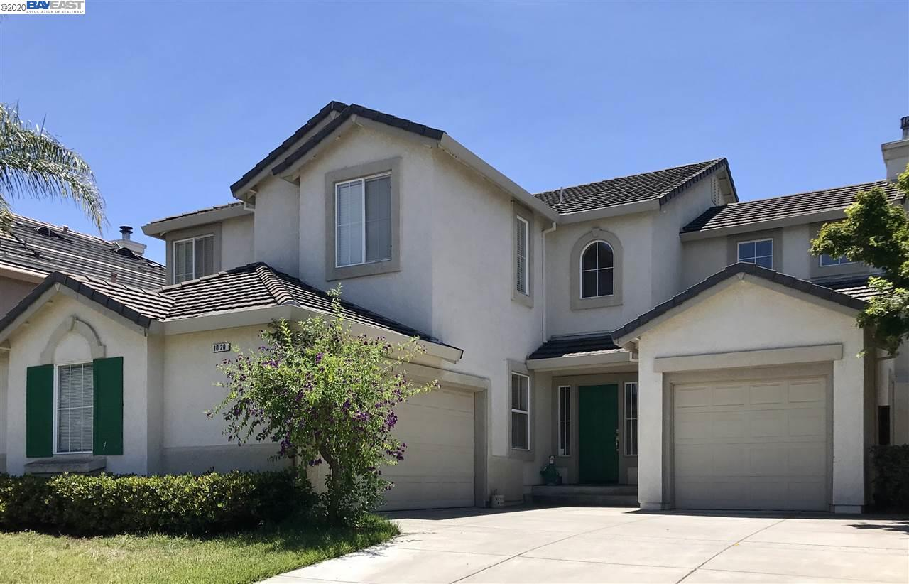1020 Chamomile Ln, BRENTWOOD, CA 94513