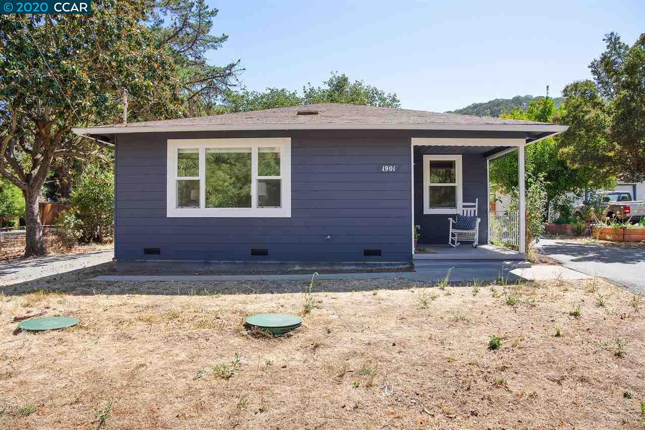 1901 Franklin Canyon Rd. Martinez, CA 94553