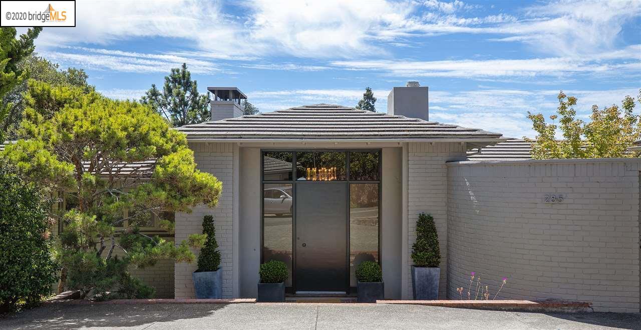 285 The Uplands Berkeley, CA 94705