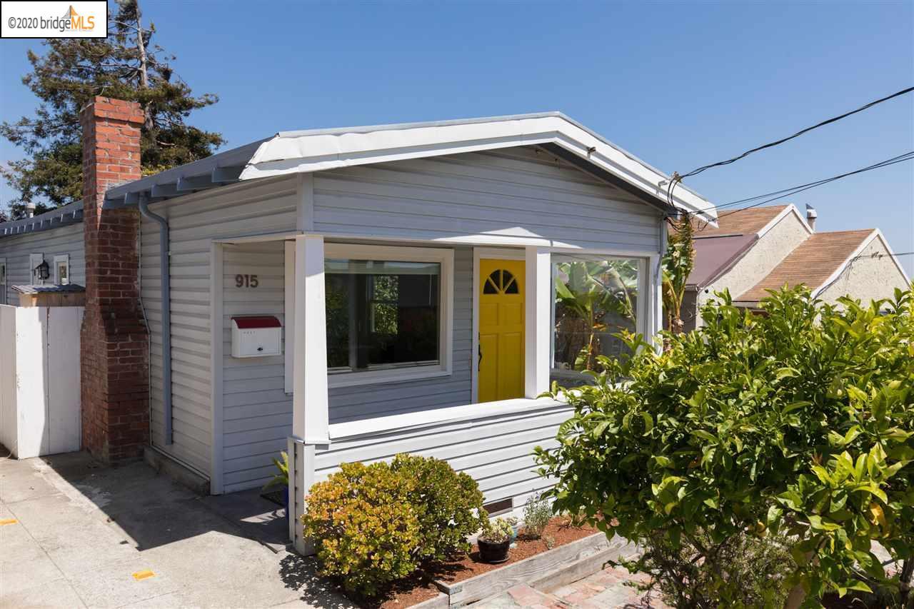 915 Polk St Albany, CA 94706