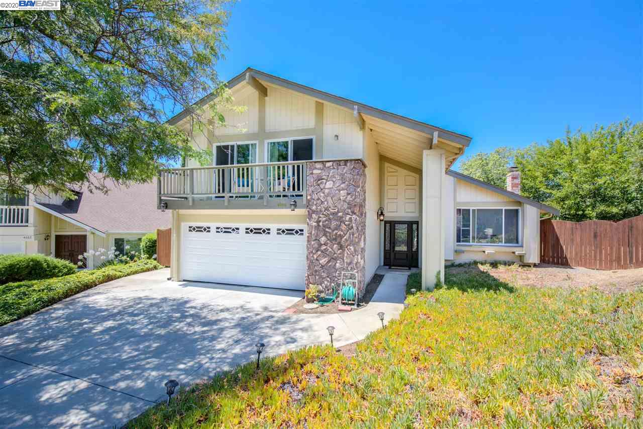 4508 Spring Valley Way Concord, CA 94521
