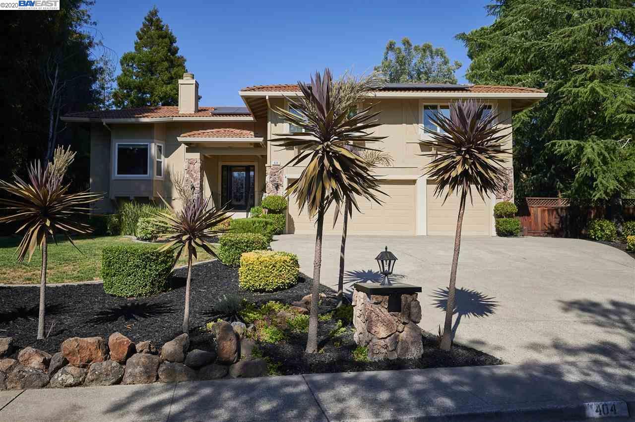 404 Old Ranch Ct San Ramon, CA 94582