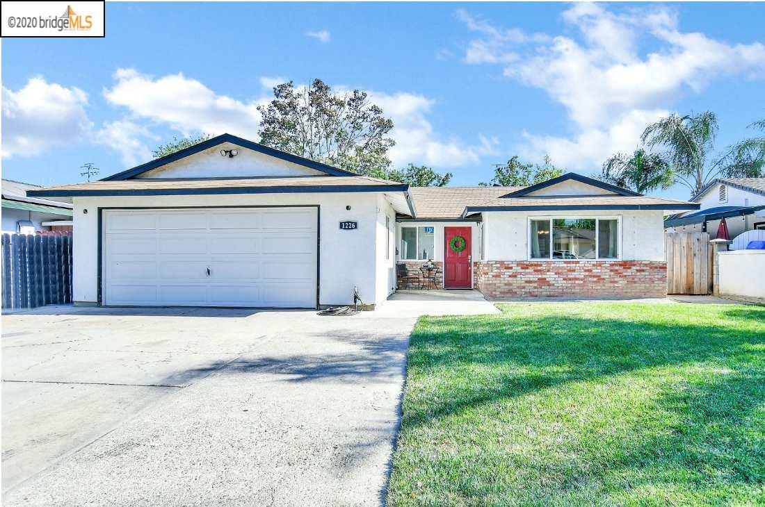 1226 Duffy Way, BRENTWOOD, CA 94513