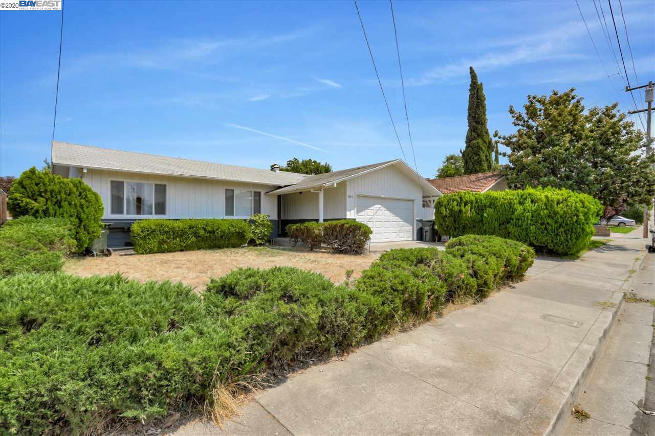2805 Bonita Ave, ANTIOCH, CA 94509