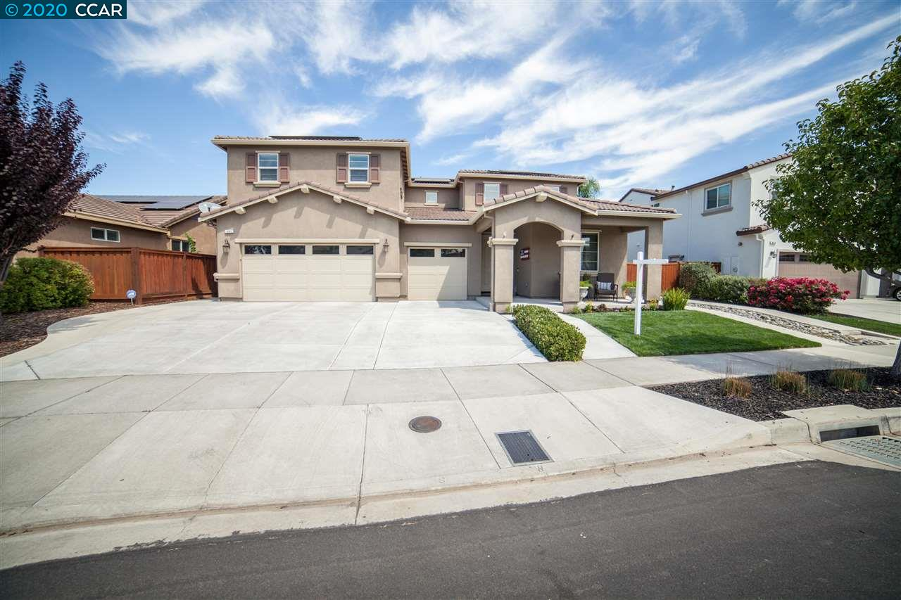 691 Monte Verde Ln, BRENTWOOD, CA 94513