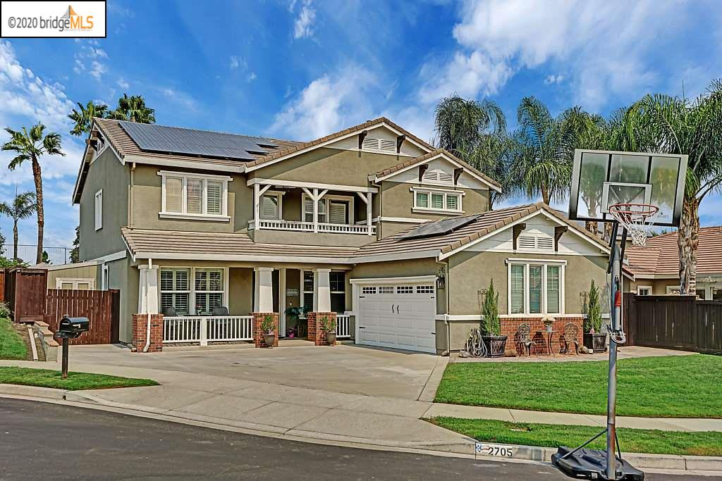 2705 Holly Oak Ct, BRENTWOOD, CA 94513