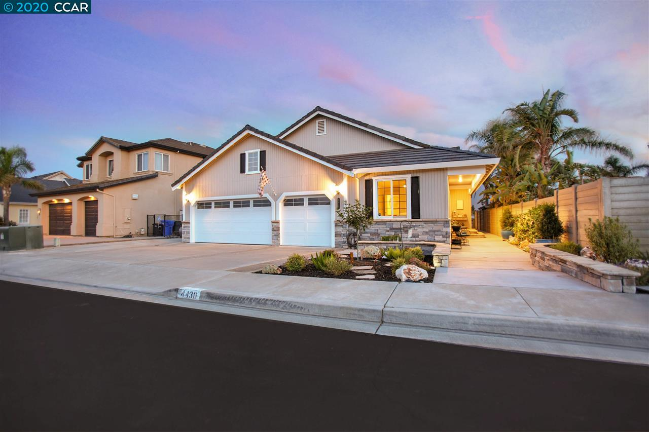 4430 Driftwood Ct, DISCOVERY BAY, CA 94505