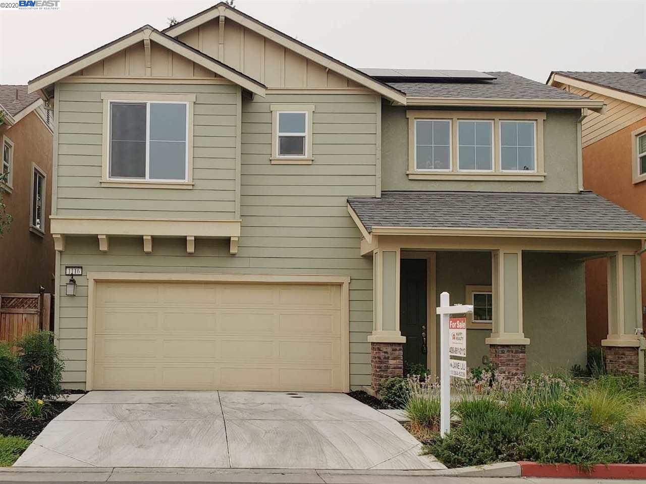 Detail Gallery Image 1 of 1 For 1116 Oakfield Ct, Stockton,  CA 95210 - 3 Beds | 2/1 Baths