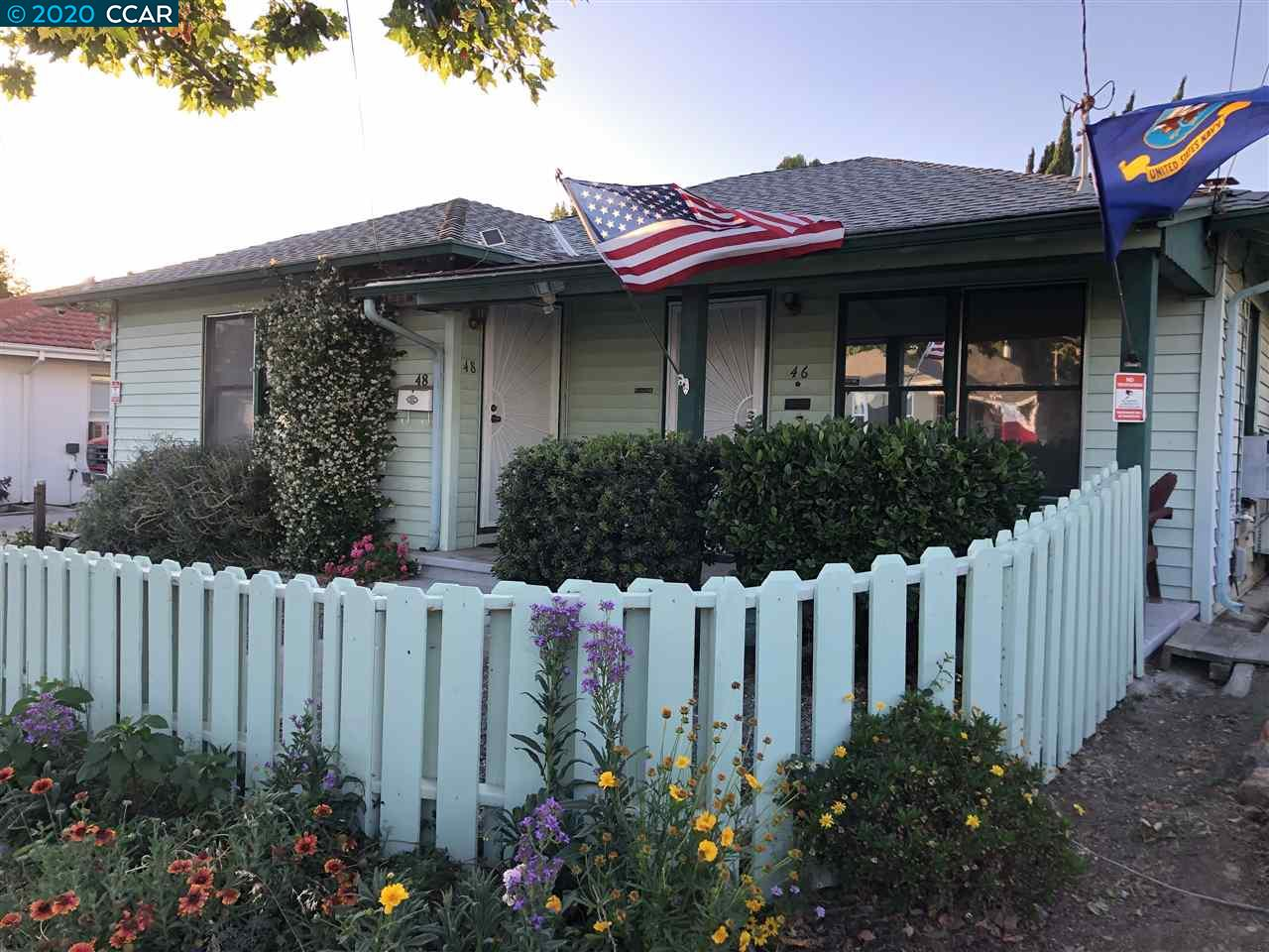46-48 W 17th Street, ANTIOCH, CA 94509