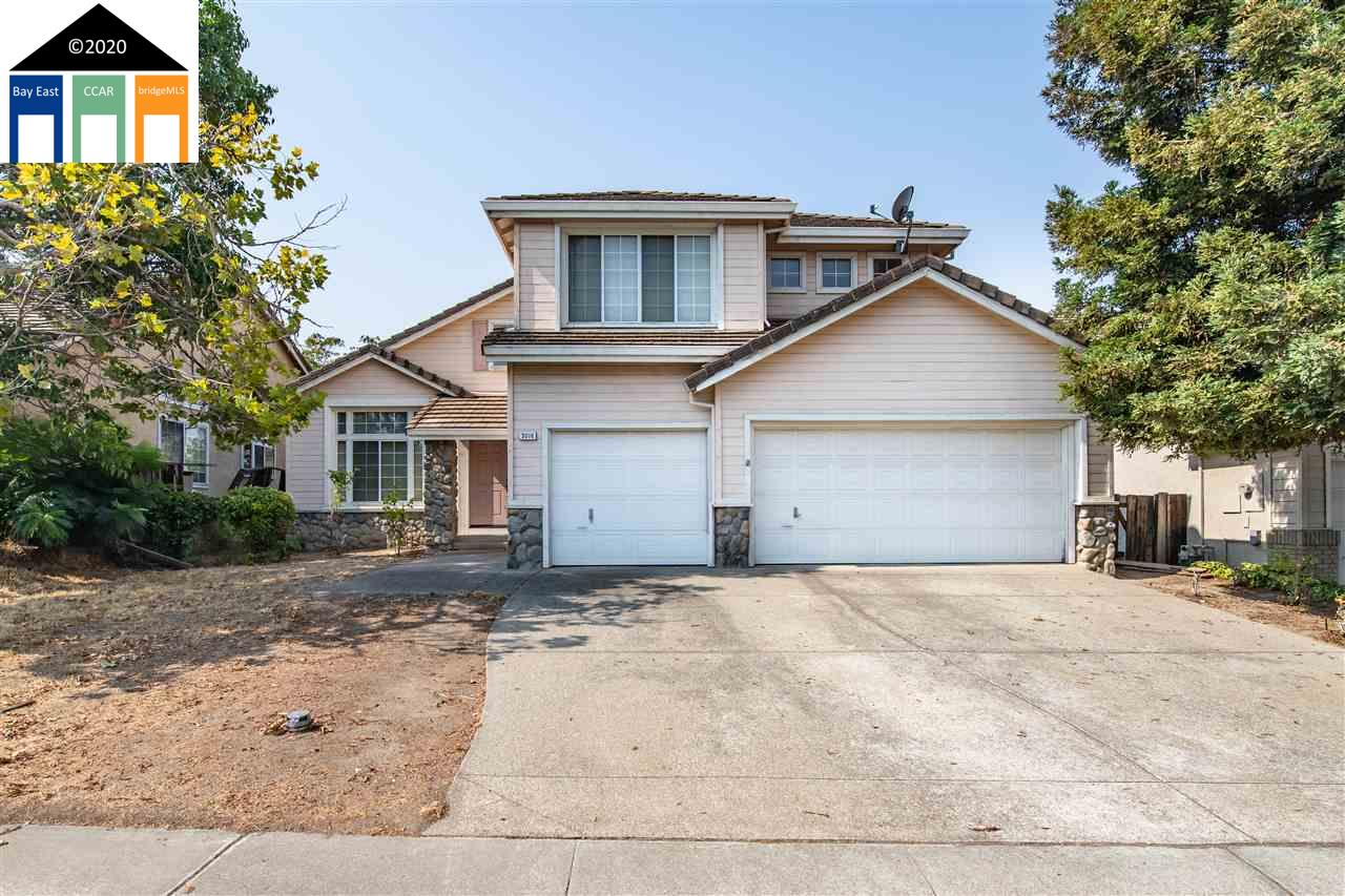3016 Terrace View, ANTIOCH, CA 94531
