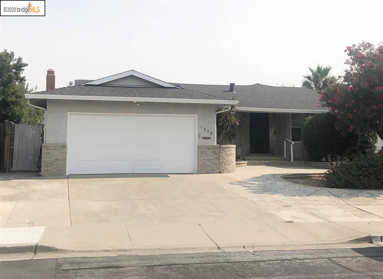 Photo of 1408 Mission Dr, ANTIOCH, CA 94509
