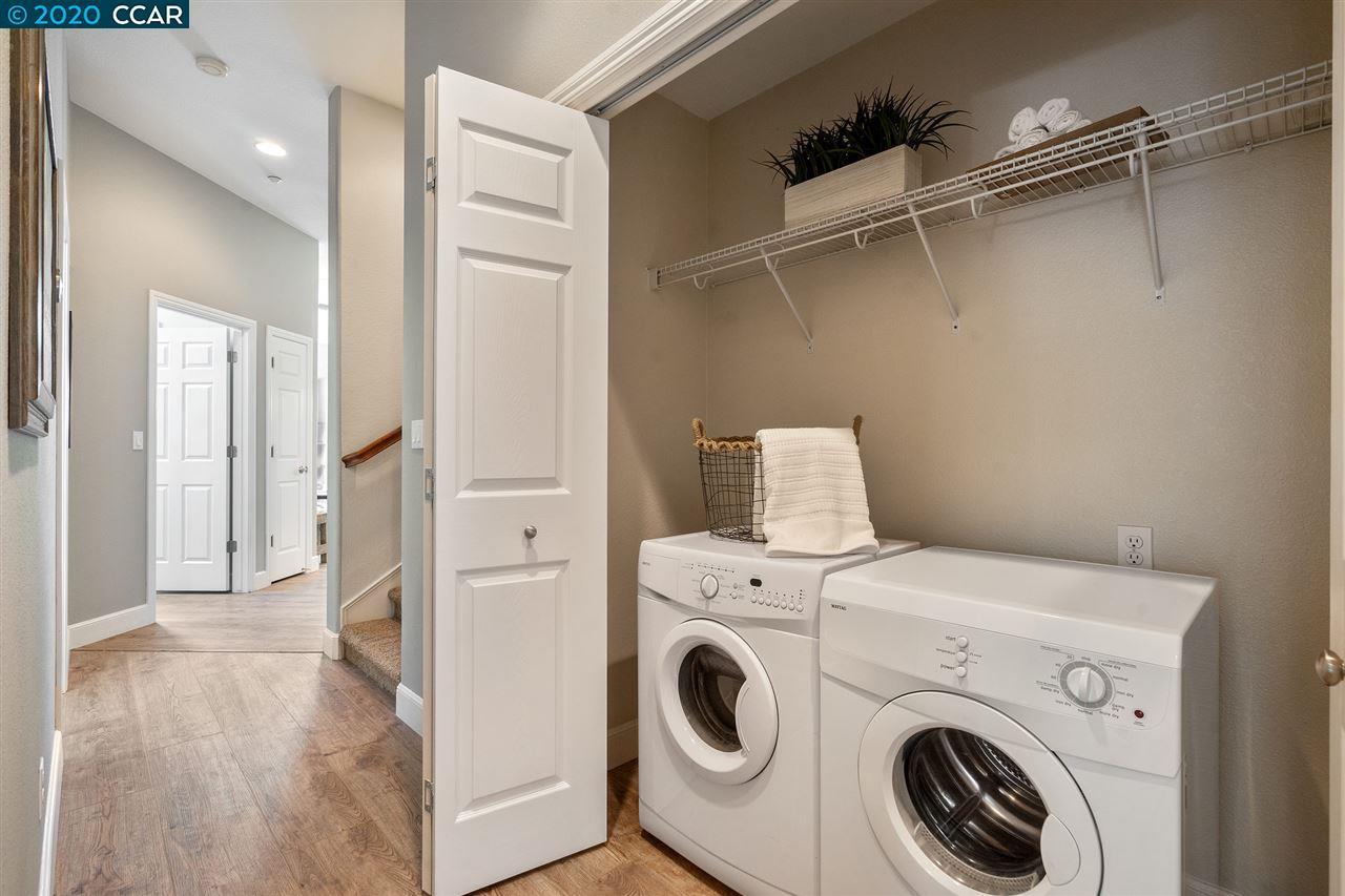Convenient Inside Laundry