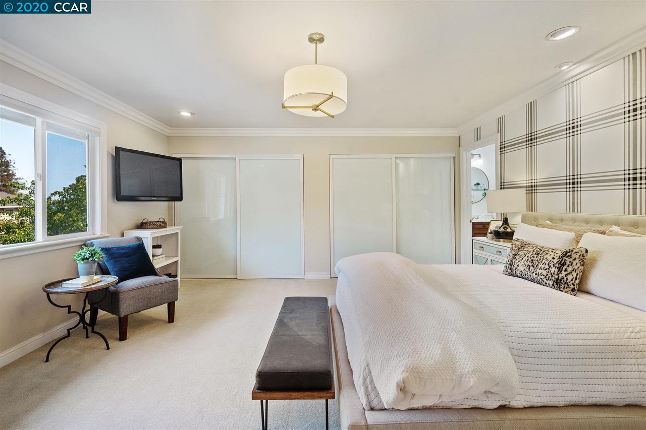 Updated Master Bedroom Suite