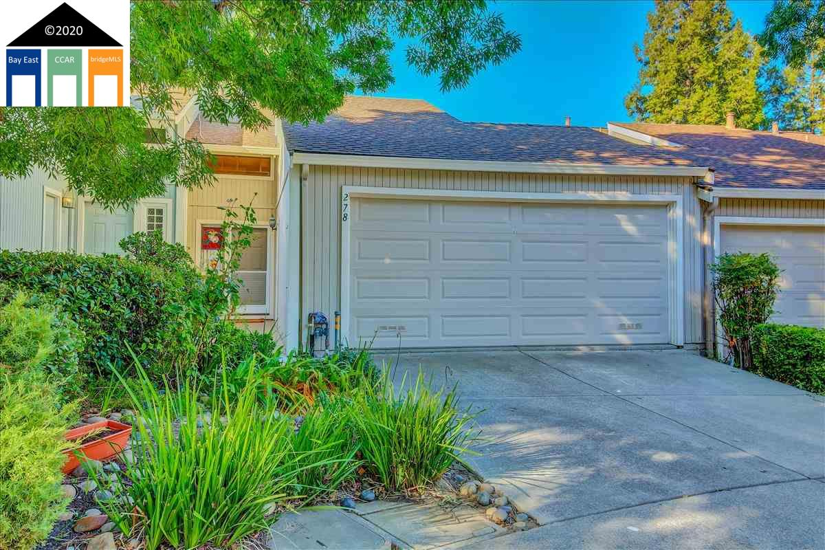 Low traffic area. Well maintained spacious open concept townhome. In a desirable quiet neighborhood. 3 bd/2.5 ba and 2 car garage. Additional parking spaces located across the street from the garage. Close to DVC, shopping, restaurants and easy access to transportation and Hwy 4 and 680.