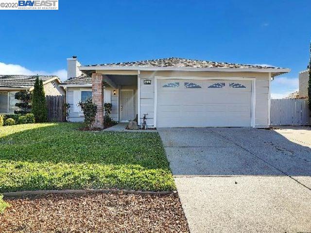 865 Chianti Way, OAKLEY, CA 94561