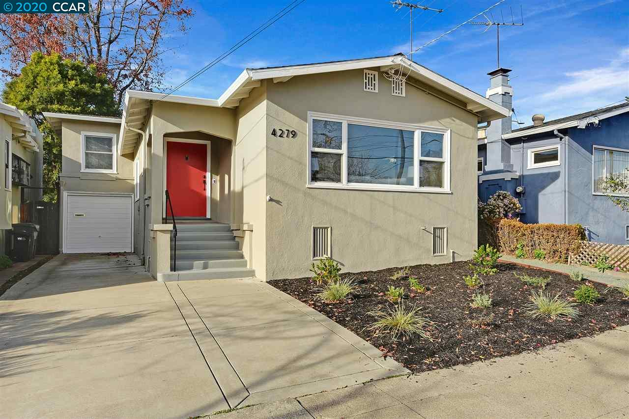 Property for sale at 4279 Montgomery St, Oakland,  California 94611