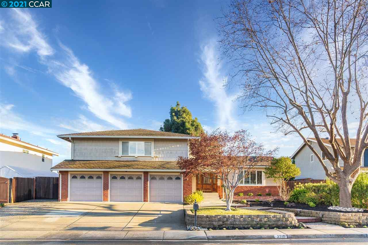 Located in the desirable Twin Creeks neighborhood on a quiet cul-de-sac, this beautiful home is sure to impress. The sought after downstairs bedroom & full bath is perfect for your guest room retreat or private home office. The family room with new luxury vinyl tile flooring, built-in bar & cozy fireplace is ideal for entertaining with family & friends. The beautifully appointed chef's kitchen offers built-in appliances, 6-burner gas range, breakfast nook & overlooks the spacious private backyard. Venture upstairs & you will find new plush carpet throughout & the fabulous master bedroom suite. The stunning ensuite features spacious mirrored closets & a spa-like master bath with a separate vanity, walk-in shower & separate soaking tub. Step outside & enjoy the serene backyard with a spacious deck, hot tub, extended patio & lush lawn. This amazing home is conveniently located near parks, recreation, & within the top-rated San Ramon Valley school district. Easy access to freeways.