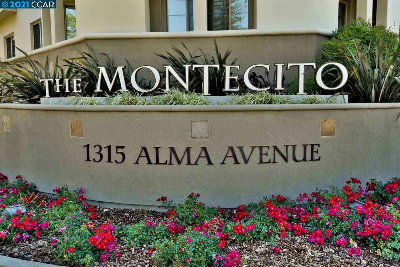 Detail Gallery Image 1 of 28 For 1315 Alma Ave #311,  Walnut Creek,  CA 94596 - 2 Beds | 2 Baths