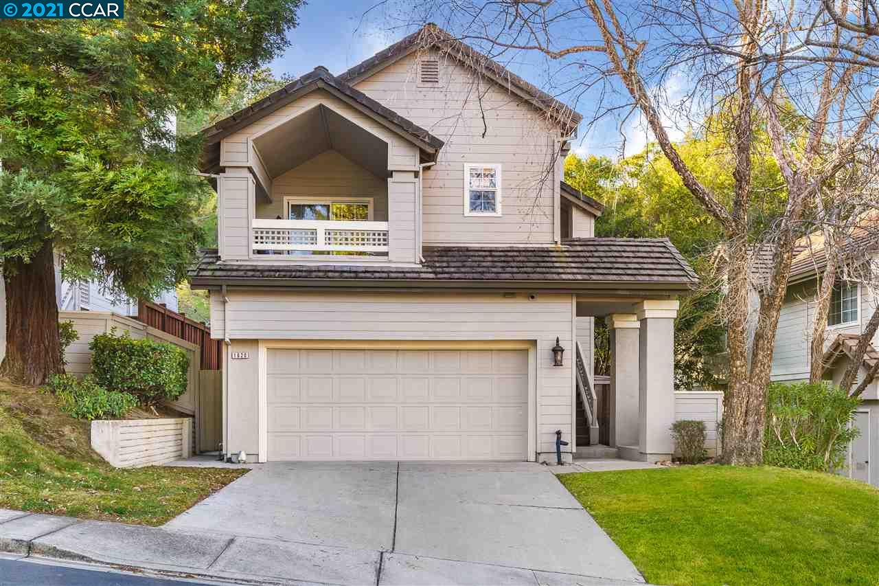 Charming Westside home located in quiet cul-de-sac in desirable neighborhood of California Chateau, just short drive to Hartz Ave w/finest dining & shopping Danville has to offer. Outstanding home offers open kitchen/family room, vaulted ceilings, formal living rm w/gas fireplace, plantation shutters & natural light. Beautifully appointed kitchen boasts Mahogany cabinets, granite countertops, high-end appliances, breakfast bar & dining nook. Kitchen is open to family rm w/front balcony. Master bedrm boasts vaulted ceilings, balcony overlooking backyard & ensuite w/relaxing tub & glass enclosed shower. Private backyard boasts low maintenance yard including spacious deck w/powered retractable awning, artificial grass & backs to open space, perfect for entertaining. Peaceful California Chateau development features nice community pool & greenbelt area. Located within minutes of award-winning schools, restaurants & freeway.