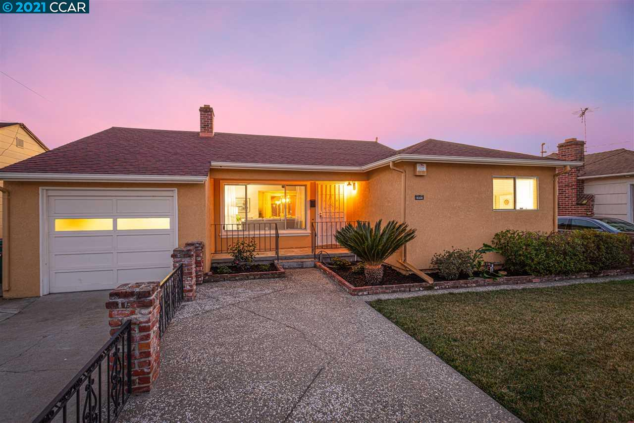 Detail Gallery Image 1 of 1 For 16339 Helo, San Leandro,  CA 94578-3127 - 3 Beds | 2 Baths