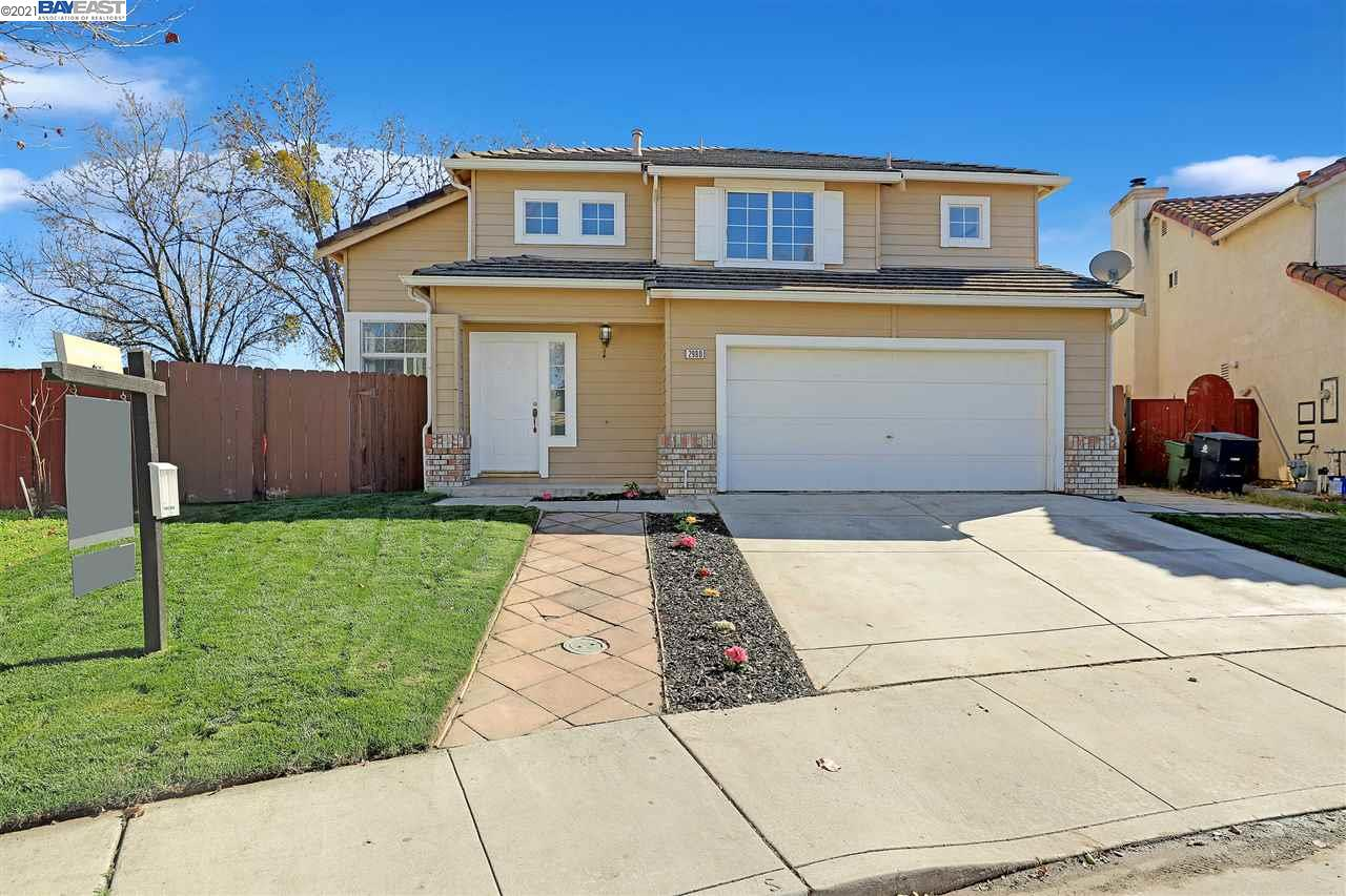 Detail Gallery Image 1 of 1 For 2980 Highgate Ln, Tracy,  CA 95377 - 3 Beds | 2/1 Baths