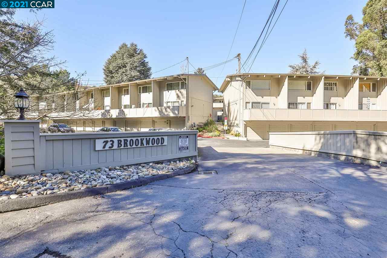 Amazing Downtown Orinda location, Quick walk to Town and Bart. Move In Ready!  Luxury Vinyl Plank Floors Throughout.  Updated Kitchen with new quartz countertops, updated Stainless steel appliances & New Lighting.  Large Balcony with newly painted floors.  Also includes back patio with room for gardening.  Oversized (Private) One Car Garage.  All information and images should be independently reviewed and verified for accuracy.