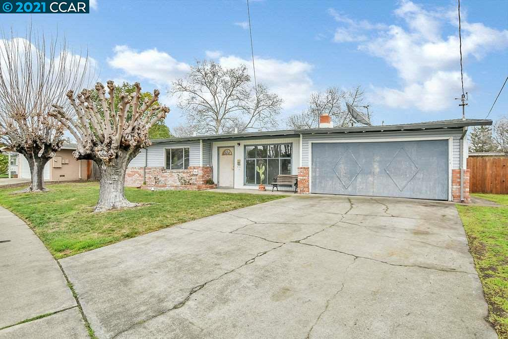 Opportunity is knocking at this 3 bed 1 bath diamond in the rough. There's ample room to expand on the over 8,000 sf lot. Build an ADU for extended family or use to generate income producing rent. Create raised garden beds or put in a pool for those hot Concord days!   Located moments away from the drive-in theater and weekend public markets. BART and access to Hwy4 and CA242 are mere minutes away making this a fabulous location for commuters.  The interior offers the opportunity to create the home of your dreams. Perhaps open the kitchen to create a modern open concept or leave it closed for a more traditional feel. The only boundaries are your imagination! The house does need considerable work in about every possible way but for the right buyers will present an amazing opportunity to create equity. The house is priced to reflect the work that must be done.  No Pre-emptive offers  Virtually remodeled to provide ideas Homeowner passed away peacefully on property due to natural causes.