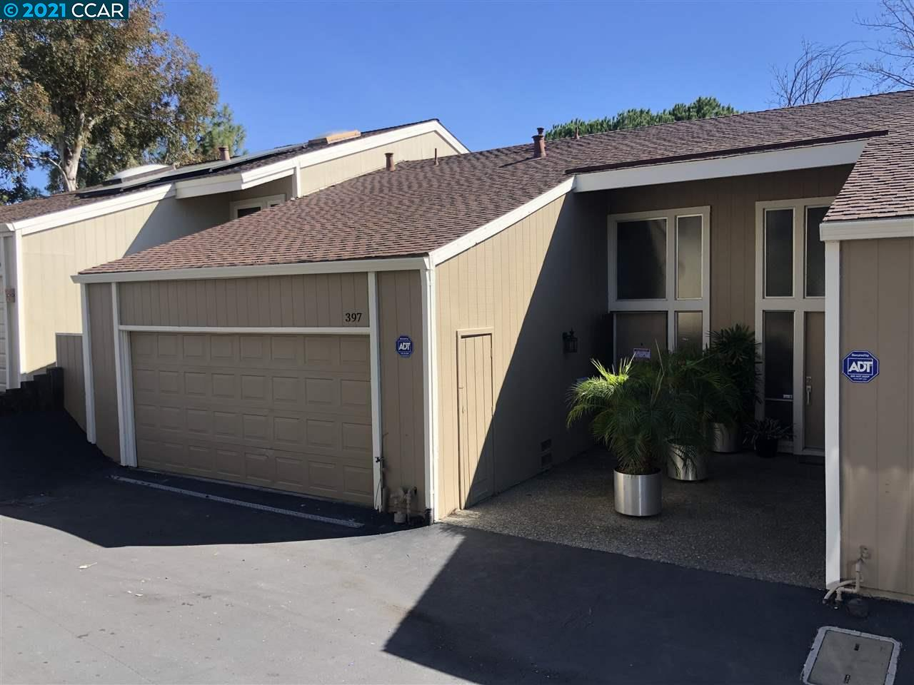Lots of potential in this Ridgeview fixer! 2 beds plus loft area, could be 3rd bed. Living room with fireplace, vaulted ceiling and slider to rear deck. Enjoy the community pool & tennis courts. Conveniently located to Hidden Valley and Hidden Lakes parks, shopping, BART, freeways, Paso Nogal Dog Park and Diablo Valley College.